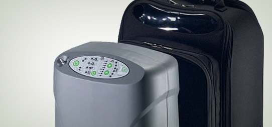 iGo- Portable Oxygen Concentrator
